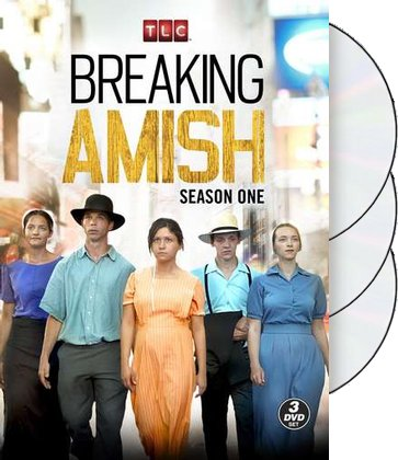 Breaking Amish - Season 1 (3-DVD)