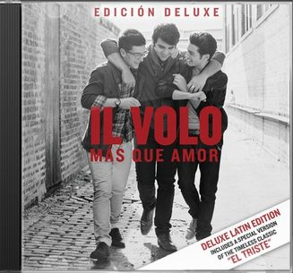 Mas Que Amor [Deluxe Edition] (CD + DVD)