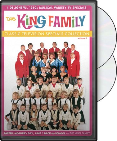 The King Family - Classic Television Specials