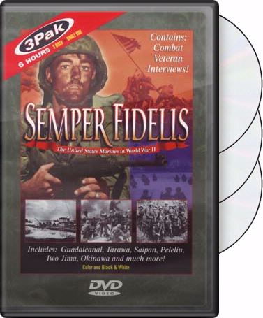 Semper Fidelis: The United States Marines in