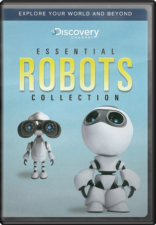 Discovery Channel - Essential Robots Collection