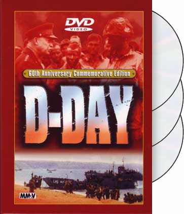 D-Day: 60th Anniversary Commemorative Edition