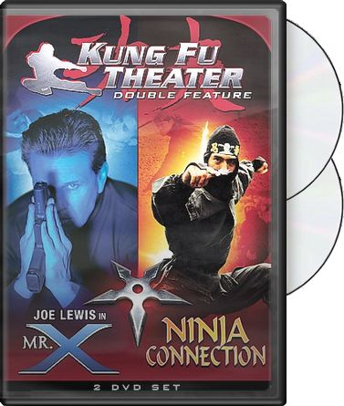 Kung Fu Theater Double Feature - Mr. X / Ninja