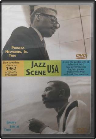 Jazz Scene USA - Phineas Newborn Jr. Trio / Jimmy