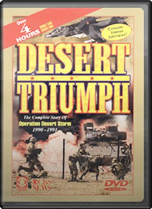 Desert Triumph: The Complete Story of Operation