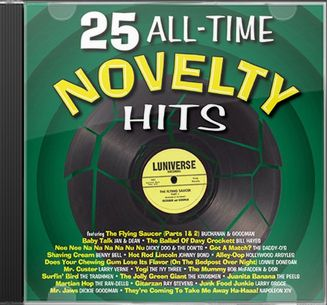 25 All-Time Novelty Hits
