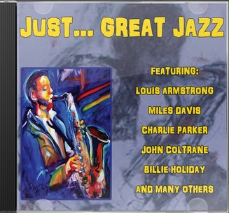 Just Great Jazz (3-CD)