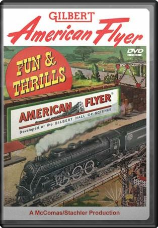 Trains (Toy) - Fun & Thrills With American Flyer