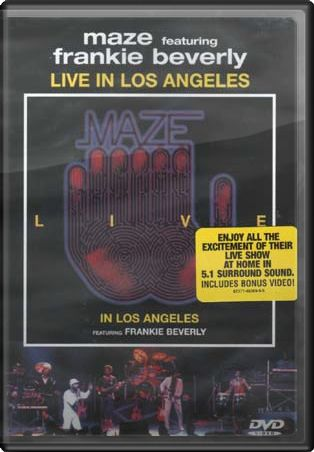 Featuring Frankie Beverly: Live in Los Angeles