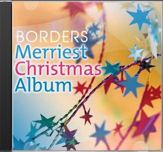 Borders Merriest Christmas Album [Limited