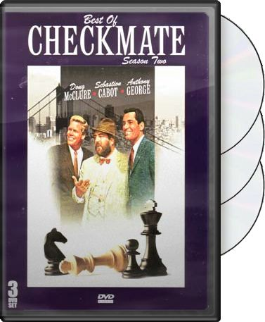 Checkmate - Best of Season 2 (3-DVD)