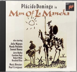 Leigh: Man Of La Mancha