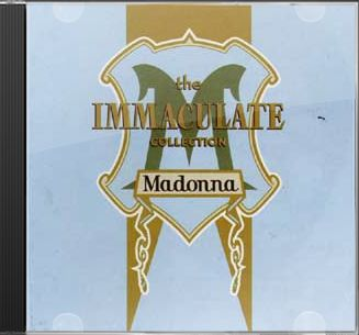 Madonna The Immaculate Collection Cd 1990 Sire