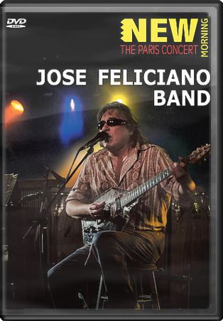Jose Feliciano Band - Paris Concert