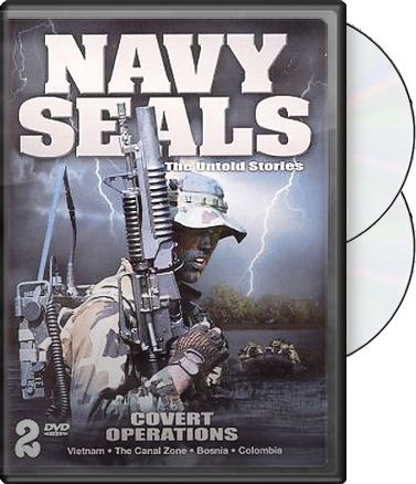 Navy Seals - The Untold Stories (Tin Case) (2-DVD)