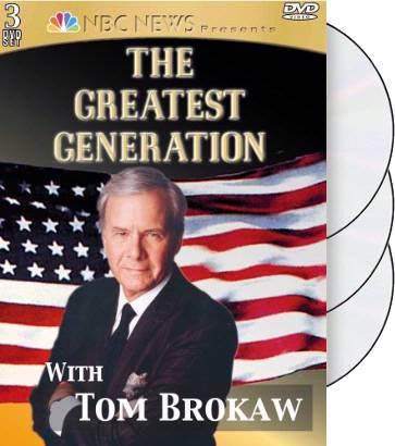 NBC News - Greatest Generation with Tom Brokaw