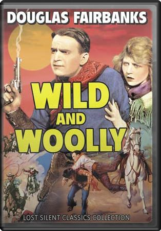 Wild and Woolly (Silent)