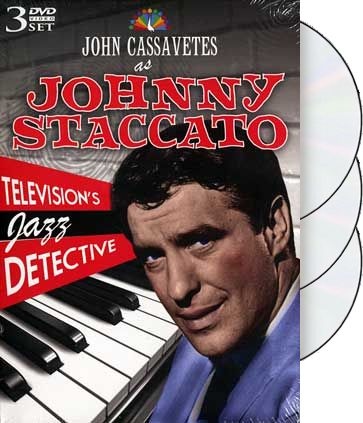 Johnny Staccato - Complete Series (3-DVD)