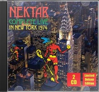 Complete Live in New York 1974 (2-CD)