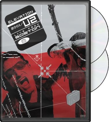 Elevation Tour 2001: U2 Live From Boston (2-DVD)