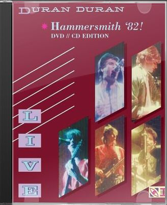 Hammersmith '82! (Limited Edition, DVD, CD)