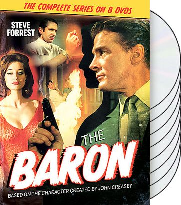 The Baron - Complete Series (8-DVD)