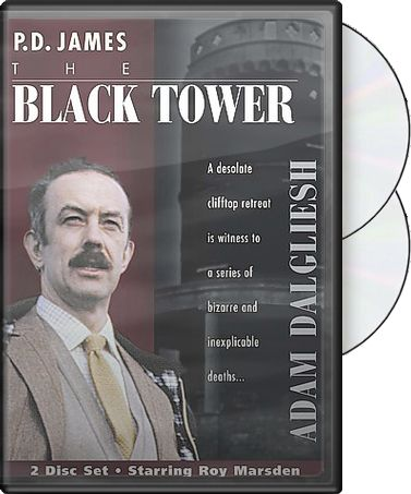P.D. James: The Black Tower (2-DVD)