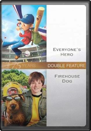 Everyone's Hero / Firehouse Dog: Double Feature