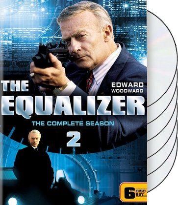 The Equalizer - Season 2 (6-DVD)