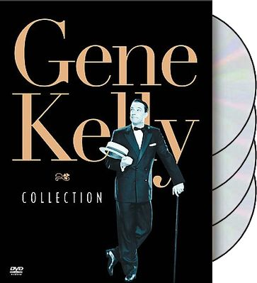 "The Gene Kelly Collection (5-DVD Includes ""Gene"