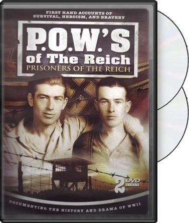 P.O.W.'s of the Reich: Prisoners of the Reich