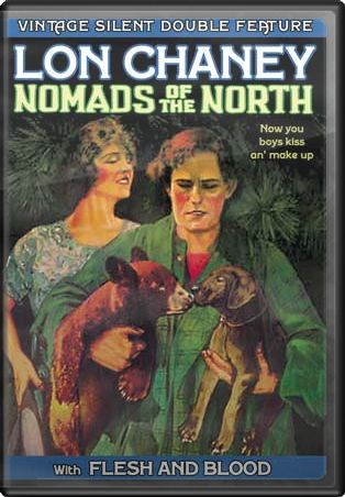 Lon Chaney Double Feature: Nomads of The North