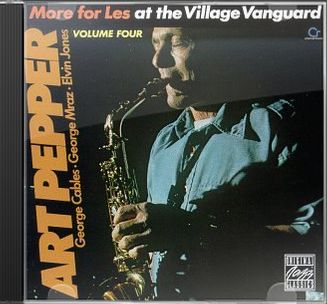 More for Les at the Village Vanguard, Volume 4
