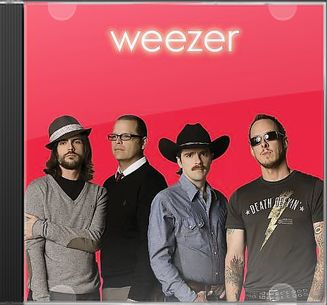 Weezer Red Album Cd 2008 Geffen Records Oldies Com