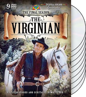 The Virginian - Final Season (9-DVD)