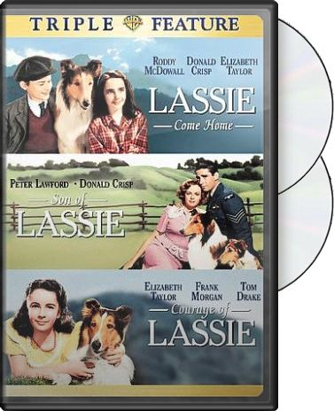 Lassie Come Home / Son of Lassie / Courage of