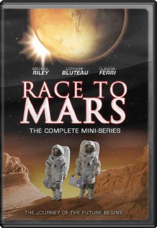 Race to Mars - Complete Mini-Series (2-DVD)
