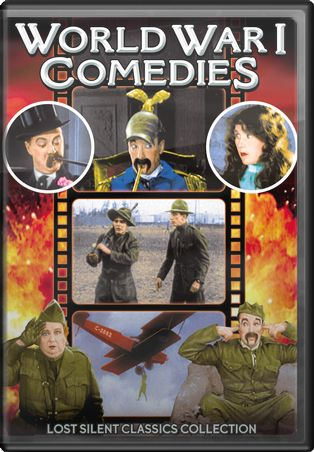 World War I Comedies: His Private Life / The