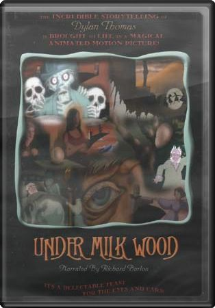 Under Milk Wood (Animated, BBC, Narrated By