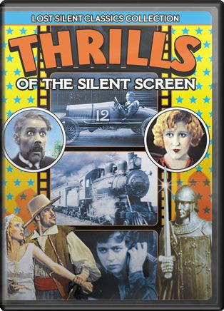 Thrills of the Silent Screen: Stepping on the Gas