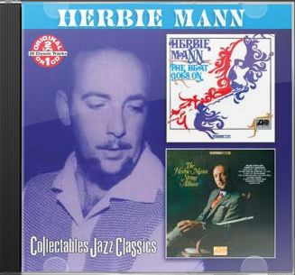 Beat Goes On / The Herbie Mann String Album