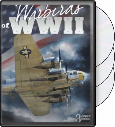 Warbirds of WWII (Tin Case) (3-DVD)