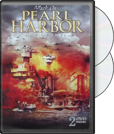 Attack on Pearl Harbor: A Day of Infamy (Tin