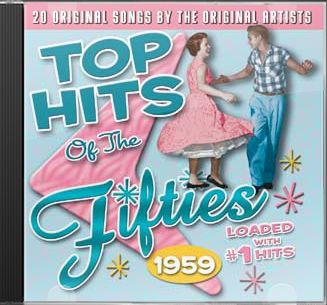 Top Hits of the 50s - 1959