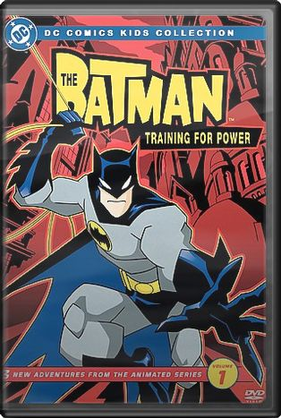 Batman: Training for Power - Season 1 - Volume 1
