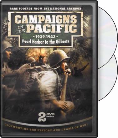 Campaigns in the Pacific, 1939-1943 (2-DVD)