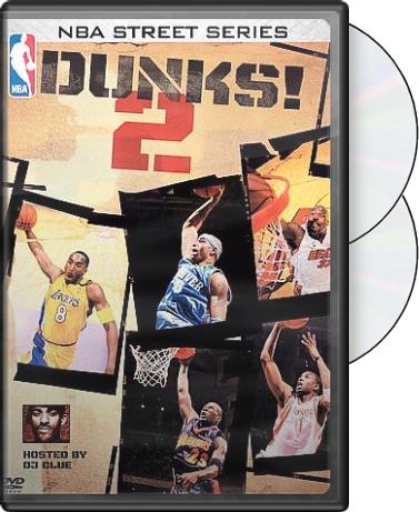 NBA Street Series: Dunks!, Volume 2 (2-DVD)
