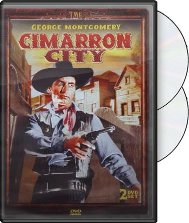 Cimarron City (Tin Case) (2-DVD)