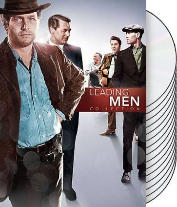 Leading Men Collection (15-DVD)