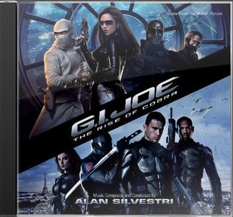 G.I. Joe: The Rise of Cobra [Score From the